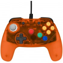 Retro Fighters Brawler64 Controller - Orange