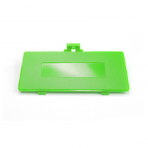 GameBoy Pocket Battery Cover - LIME