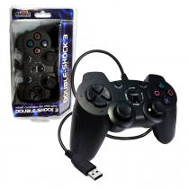 DOUBLE-SHOCK 3 Wired PS3 Controller
