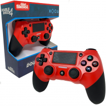 DOUBLE-SHOCK 4 Wireless Controller for PS4 - Red