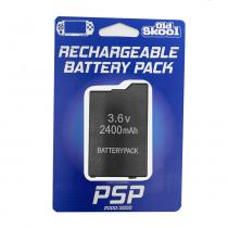 EXTENDED 3.6V 2400mAh Li-ion Slim Rechargeable BATTERY PACK For SONY PSP Slim 2000/3000