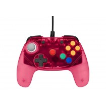 Retro Fighters Brawler64 Controller - Red