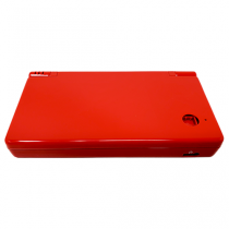 NDSi Replacement Dual Injection Full Shell - RED