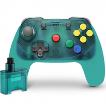 Retro Fighters Brawler64 Controller Wireless - Blue