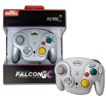 Falcon Wireless Controller for GameCube - SILVER