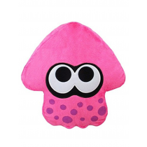 Splatoon 2 Cushion (Neon Pink)