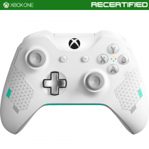 Sport White XBOX ONE Controller (Recertified)