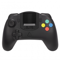 Retro Fighters Striker DC Controller - Black