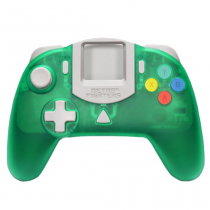 Retro Fighters Striker DC Controller - Green