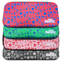 Switch Travel Case 4 Pack (Red, Green, Pink, Black)