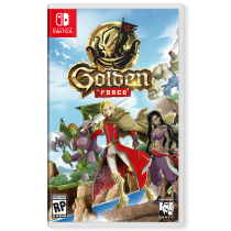 Golden Force for Switch (Pre-Order For End of March)