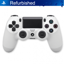 DualShock 4 WHITE (REFURB)