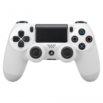 DualShock 4  - Glacier White (NEW)