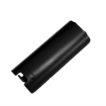 Wii Remote replacement battery cover (BLACK)