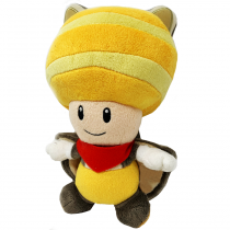Yellow Flying Squirrel Toad 8 Inch Plush