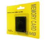 8MB PS2 Memory Card