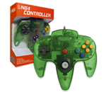 N64 Controller Jungle Green