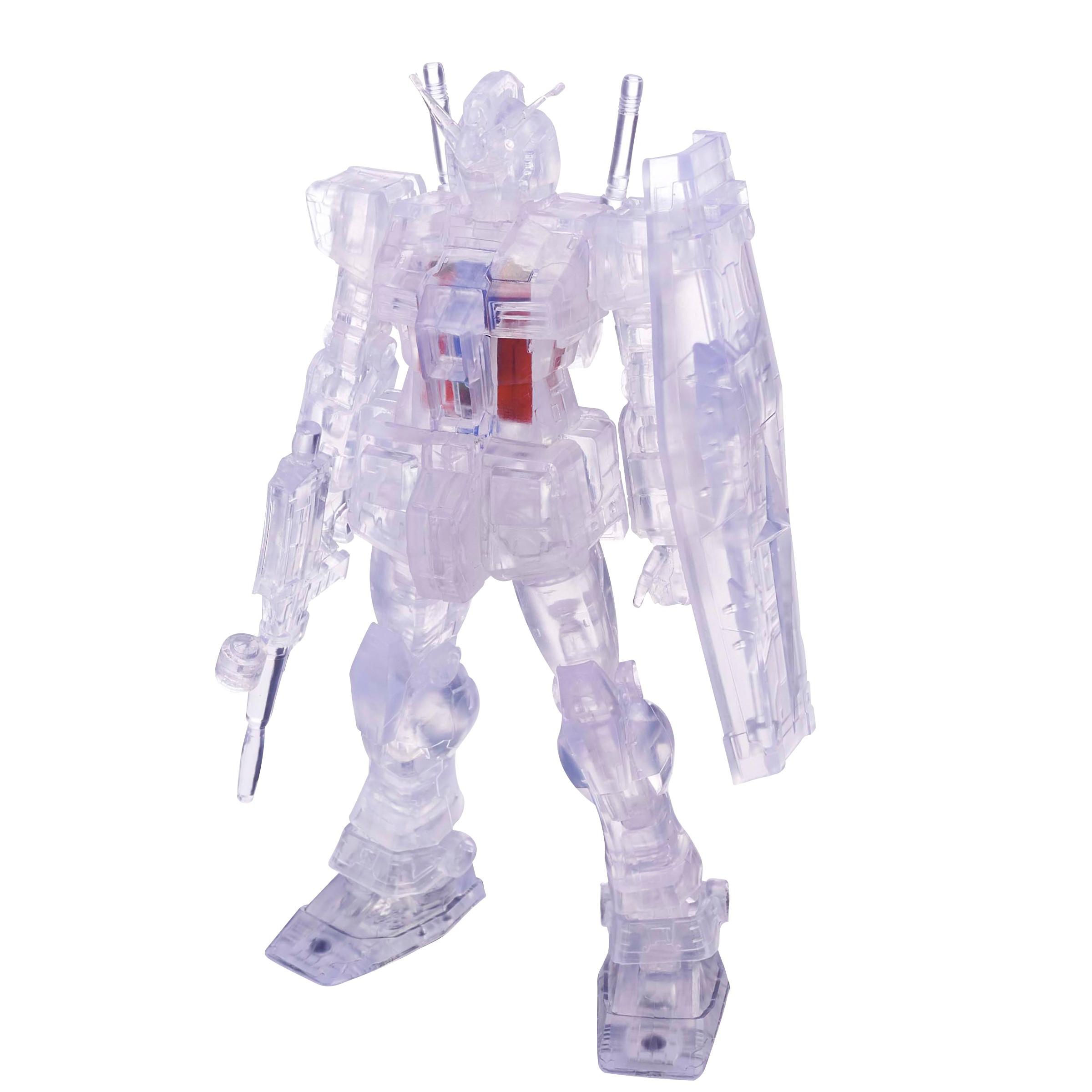 Mobile Suit Gundam Internal Structure RX-78-2 Gundam Weapon Figure (Ver.2)