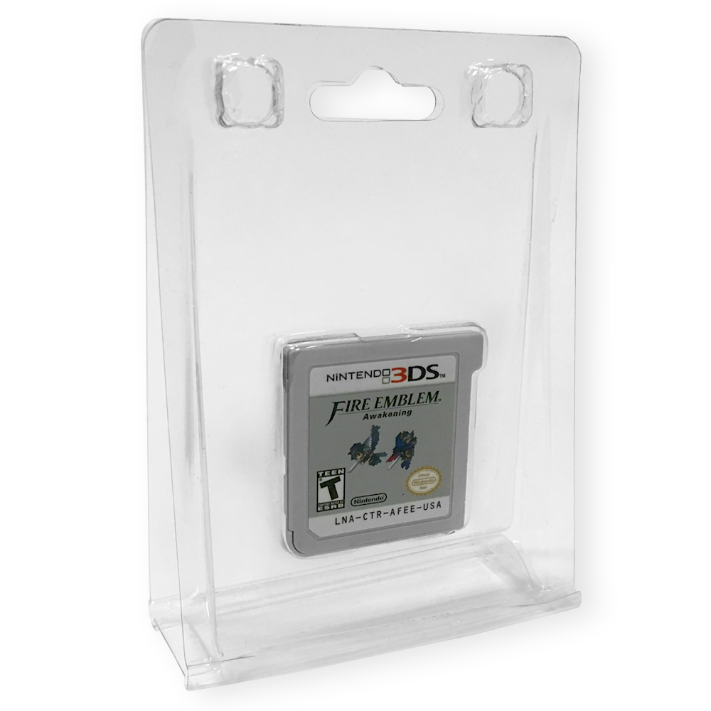 Hanging/Standing Game Display Case 30 PACK (3DS / DS / Vita / Switch)