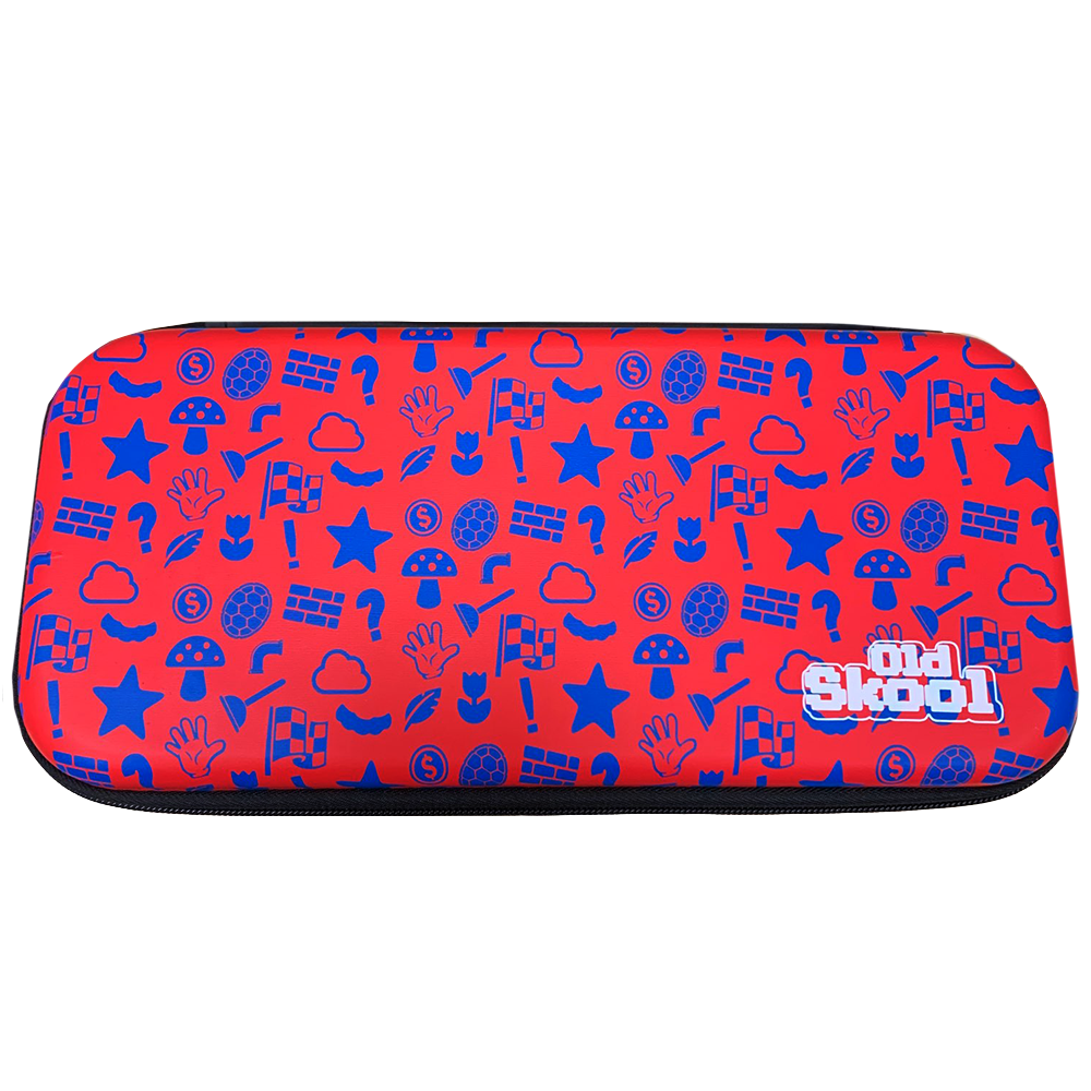 Switch Travel Case (Red)