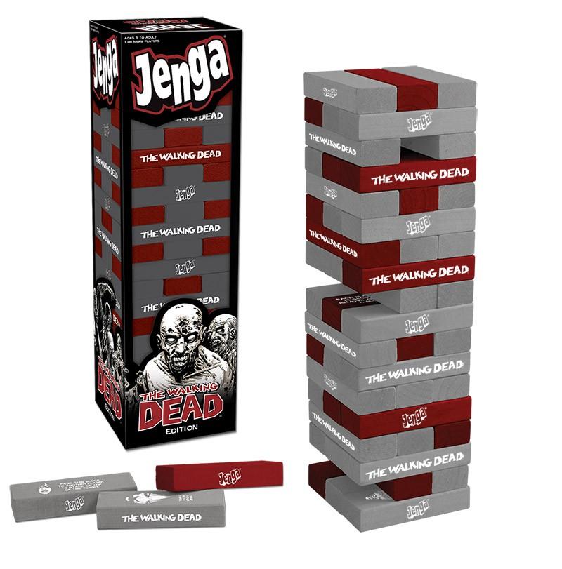 JENGA: The Walking Dead