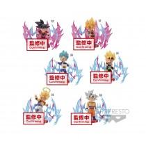 Dragon Ball Super World Collectible Plus Effect Figure Asst.
