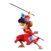 One Piece Banpresto World Colosseum 3 Super Master Stars Piece Monkey D. Luffy Figure