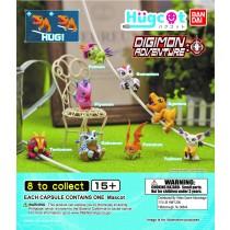 Gashapon! Digimon Adventure Hugcot [50 Capsules] *PRE-ORDER*