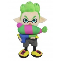 "Inkling Boy Neon Green 9"" Plush"