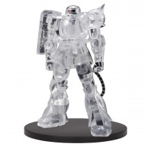 Mobile Suit Gundam Internal StructureMS-06F Zaku II Figure (ver.2)