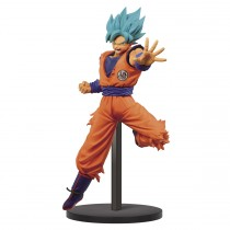 Dragon Ball Super Chosenshiretsuden II Vol.4 Super Saiyan God Super Saiyan Son Goku Figure