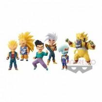 Dragon Ball GT World Collectible Figure Asst. Vol.3
