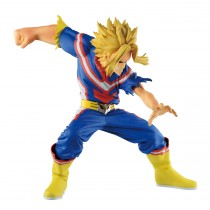 My Hero Academia Bandpresto Figure Colosseum Special-All-Might