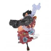 One Piece King of Artist - The Monkey D Luffy Gear 4 - Wanokuni