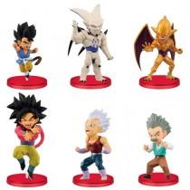Dragon Ball GT World Collectible Figure Asst. Vol.4