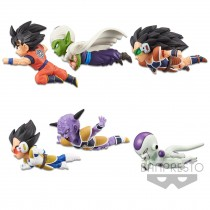 Dragon Ball World Collectible Figure - Historical Characters Vol.1