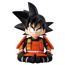 Dragon Ball Japanese Armor and Helmet Figure (Ver.A)