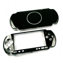 PSP 3000 Slim Replacement Shell Complete Front and Back