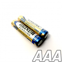 AAA Battery 2 Pack (Various Brands)