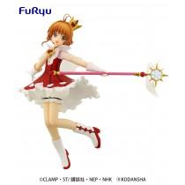 CARDCAPTOR SAKURA -CLEAR CARD- Special Figure-SAKURA・Rocket Beat