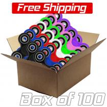 Fidget Spinner 100 Pack