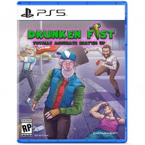 Drunken Fist [PlayStation 5] PRE-ORDER