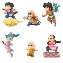 Dragon Ball Z World Collectible Figure - Historical Characters Vol.2