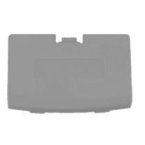 GBA Battery Cover PLATINUM