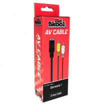 AV Cable for Genesis 1, TurboDuo, and Neo Geo (RETAIL)