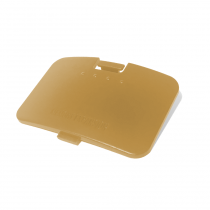 N64 Expansion Port Cover - Gold