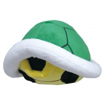 Green Koopa Shell Pillow