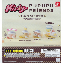 Gashapon! Kirby PuPuPu Friends Flocky Figure Collection - [50 Capsules] *PRE-ORDER*