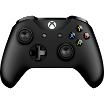Microsoft Xbox One Wireless Controller - BLACK (NEW)