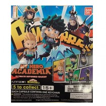Gashapon! My Hero Academia Key Chain Series 2 - [50 Capsules]